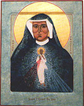 St. Faustina Kowalka - Patron Saint of Christ&#39;s Divine Mercy