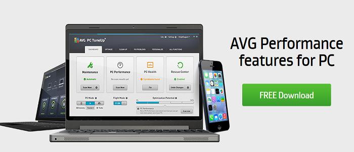 AVG Anti Virus 2015 For PC