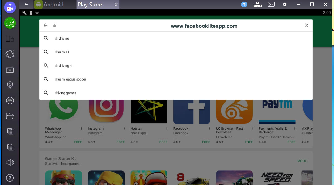 Download Facebook (Windows 8 10) (Free) for
