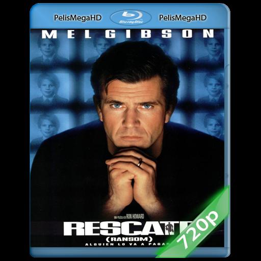 El Rescate [Ransom] (1996) 720P HD MKV ESPAÑOL LATINO