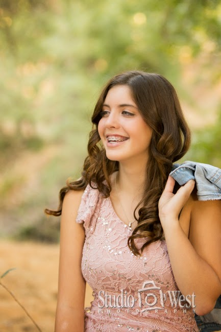 Senior Photos - Atascadero Photographer - Studio 101 West Photography