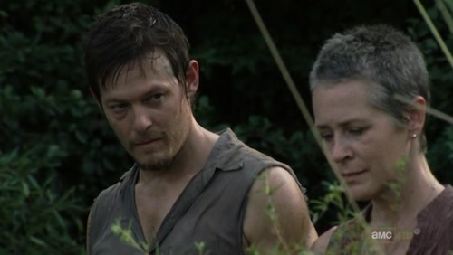 andrea and daryl relationship