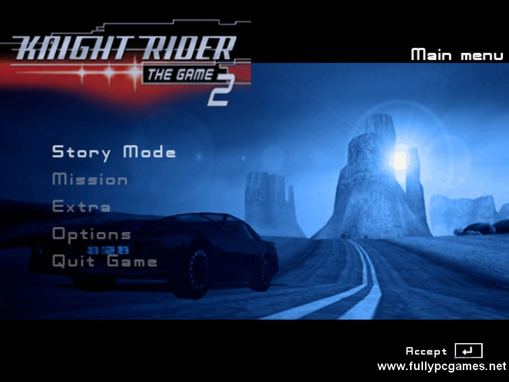 knight rider game free download