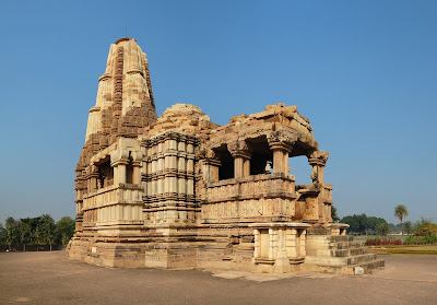 Khajuraho Dulhadeo Temple - Historical Monument