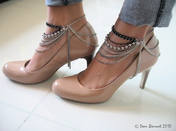 Low Heel Silver Shoes Uk