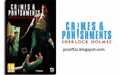 Download Sherlock Holmes: Crimes and Punishments [PC Games Direct Link Full Version]