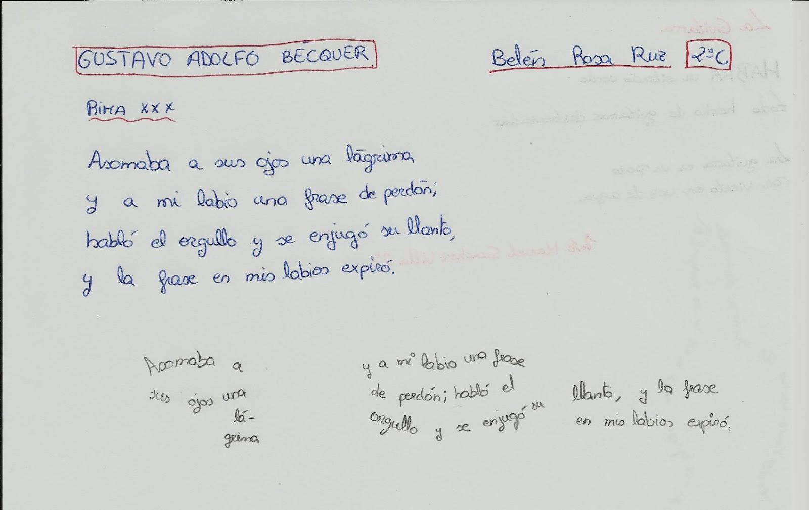 Ejemplos De Poemas Con Aliteracion