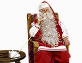 Merry Christmas 2015 Messages for Kids from Santa Claus