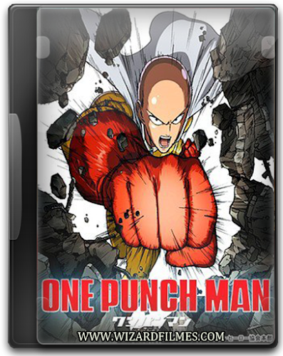 One Punch Man 1ª Temporada Torrent – HDTV 1080p Legendado (2015)