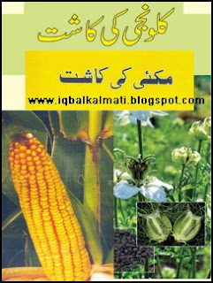 Kalonji and Corn Cultivation Booklet in Urdu