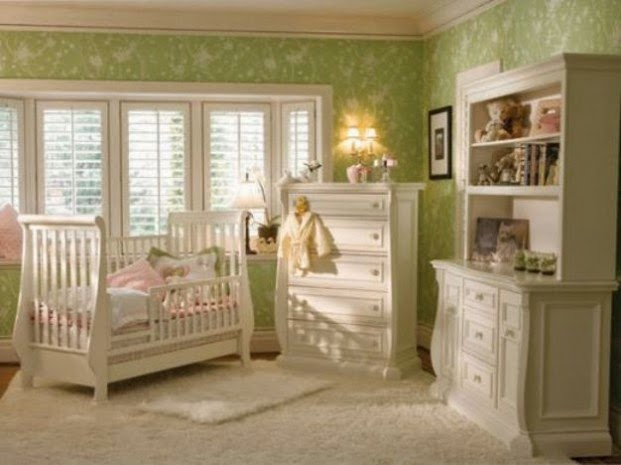 Baby Neutral Nursery Ideas