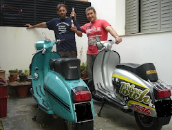 Lambretta Dl y Gp