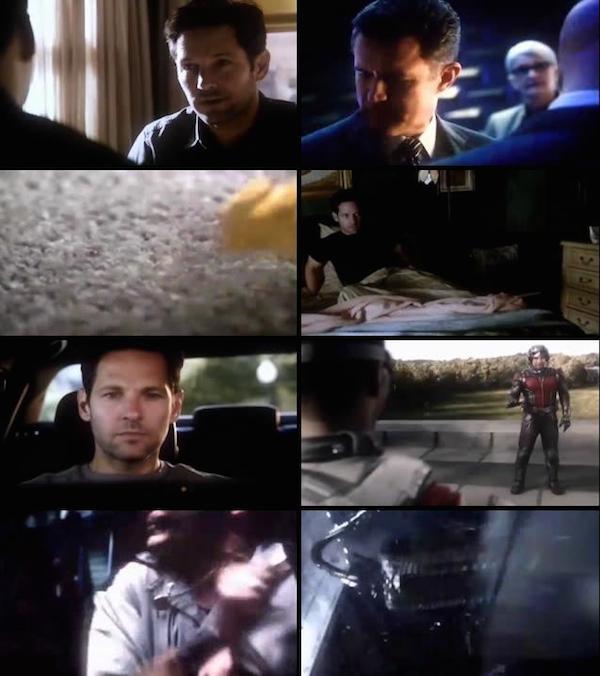 Ant-Man (2015) Hindi Dubbed pDVdRip 480p