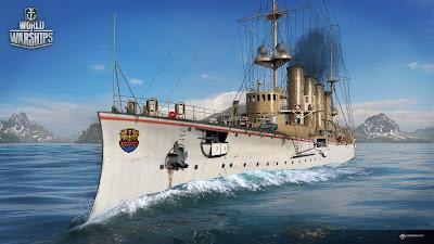 World of Warships корабль ембер