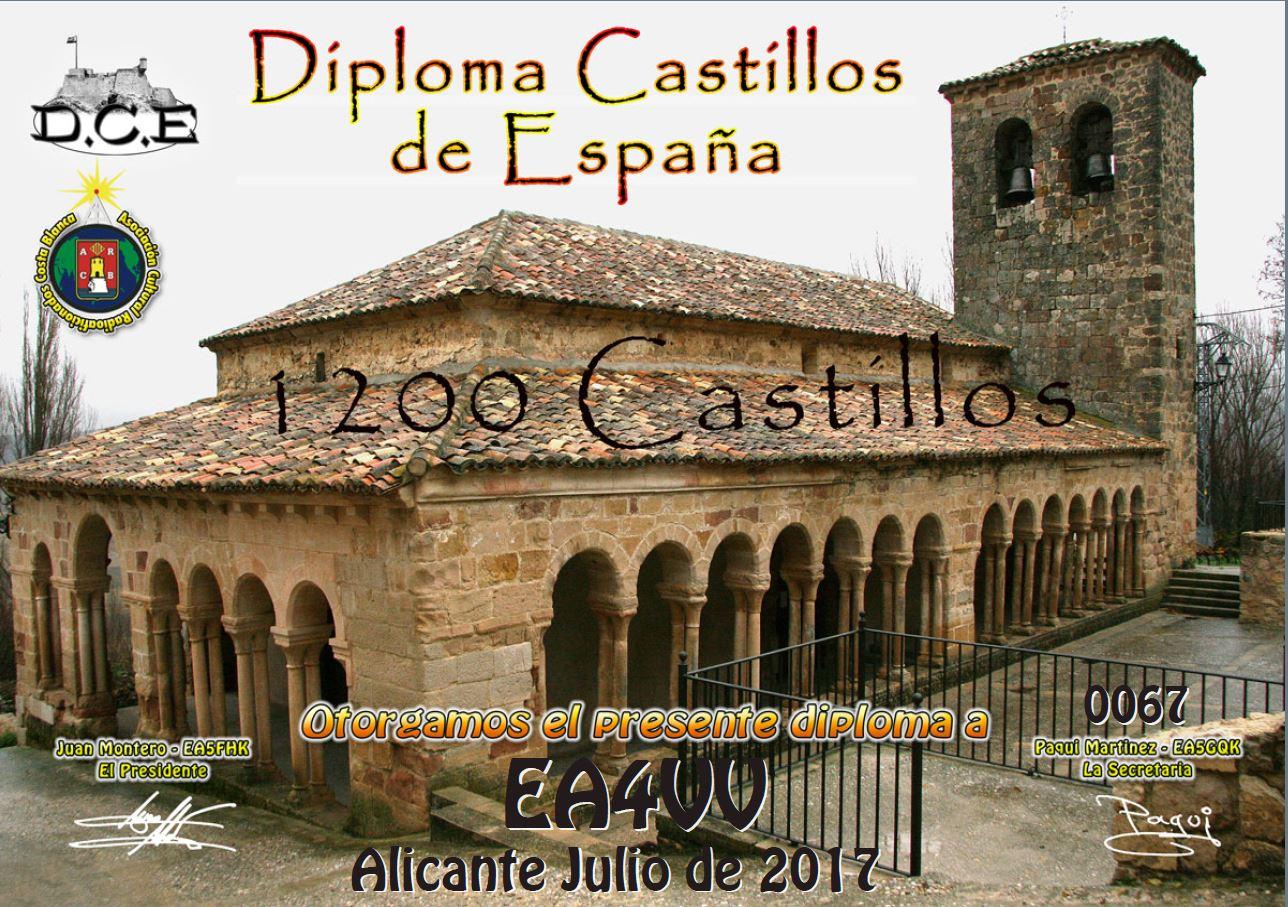 CASTILLOS 1200