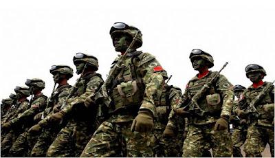 TNI AD Pecundangi Militer AS dan Inggris dalam Ajang AASAM 2015