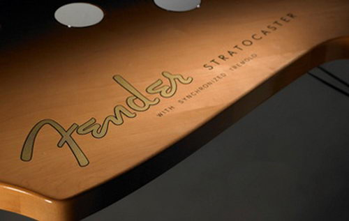 Fender Coffee Table Other Side