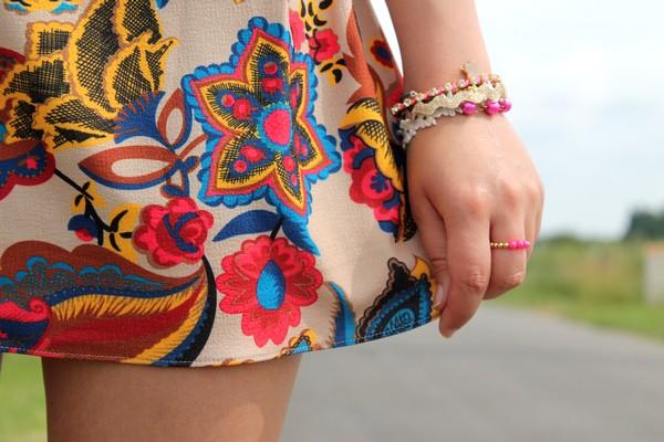 Bijoux bracelets bagues