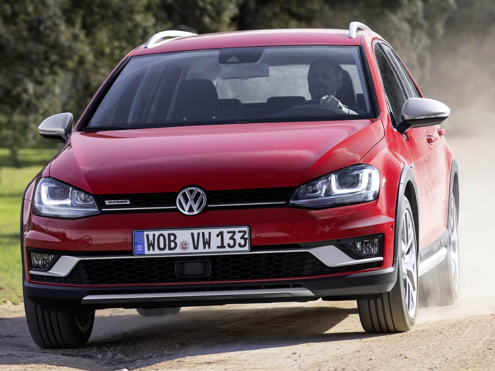 VW Golf Alltrack 2015