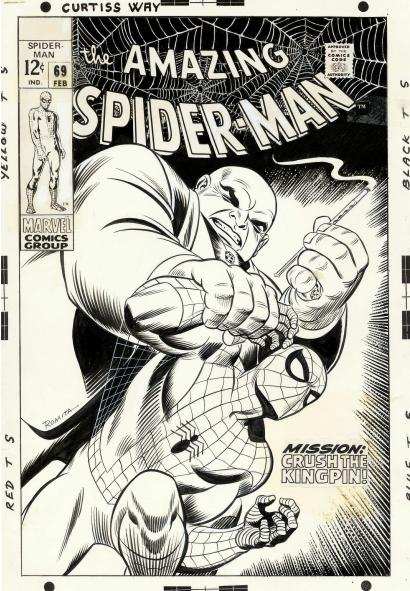 Cover Gallery: Amazing Spider-Man