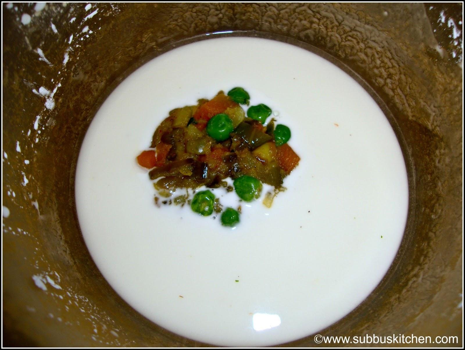 Vegetable Cutlet - Subbus Kitchen