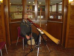Performance Didgeridoo Jose Joao Cabrita Guerreiro