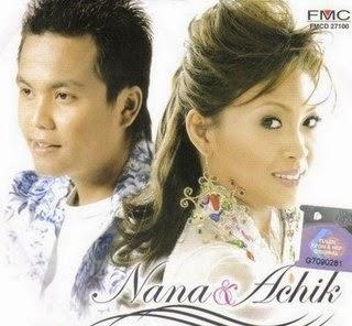 Lirik Lagu Memori Berkasih Lyrics dan Chord by Achik & Nana