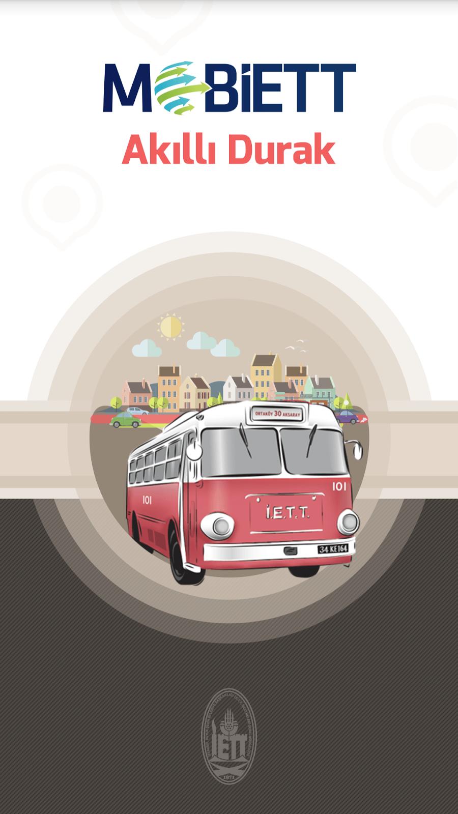İett otobüs uygulama