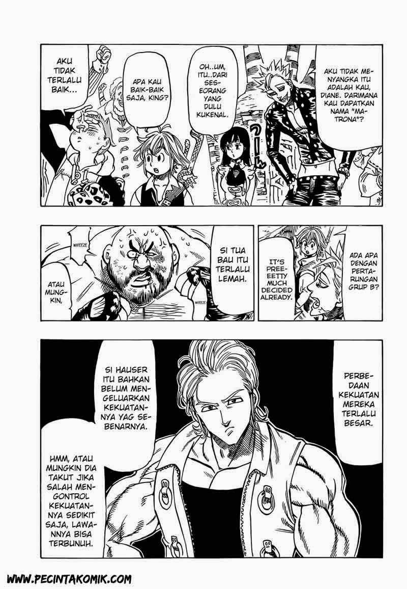 Nanatsu No Taizai Chapter 33-14