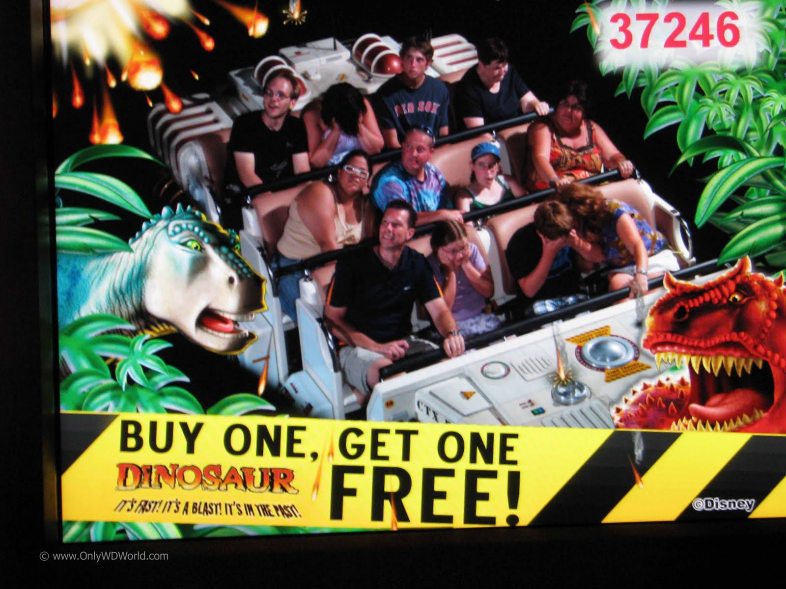 Disney world top 6 ride photo attractions disney world blog