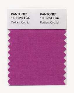 Radiant Orchid swatch
