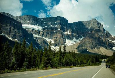 Rodovia Icefields Parkway – Canadá