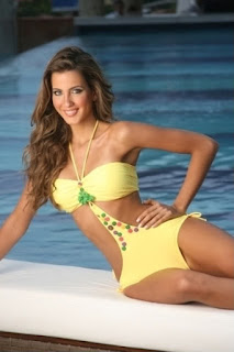 Jessica Barboza,2011 Miss International,Venezuela , bikini
