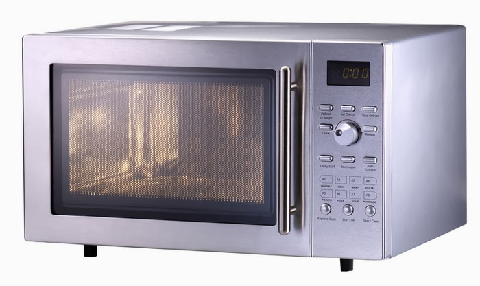 Kesan sampingan penggunaan microwave oven