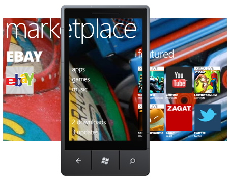 windows phone 7 marketplace Estate 2012 all'insegna della tecnologia