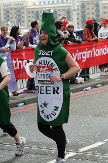 correr, cerveza, perder peso, perder grasa,