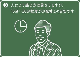 ZERO STYLE SNUS Regular / Mint ( ゼロスタイル スヌース レギュラー / ミント )の吸い方3