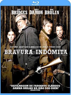 Filme Poster Bravura Indômita BDRip XviD Dual Audio & RMVB Dublado