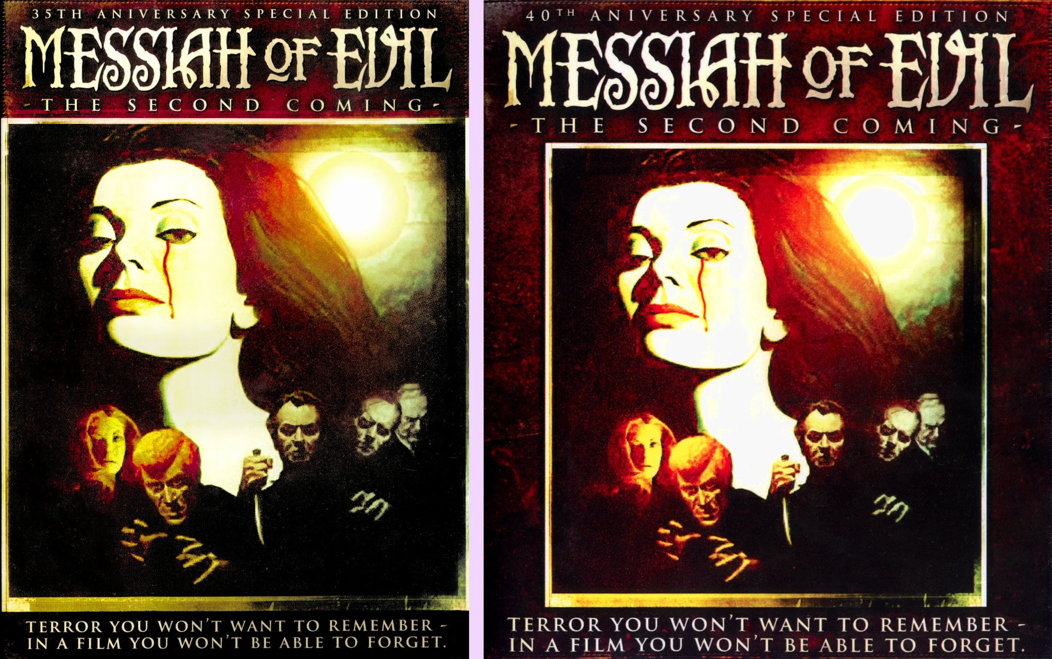 DVD Exotica: The Ultimate Messiah Of Evil by Code Red (DVD/ Blu-Ray ...