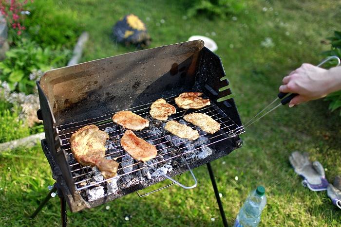 grilling party, grilovačka, maso na gril, jak grilovat
