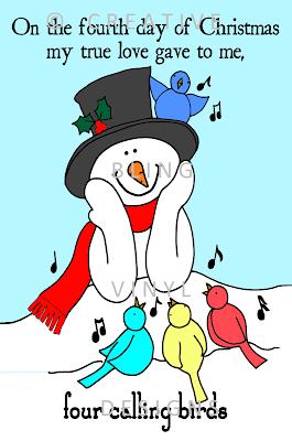 Creative Bling: Christmas