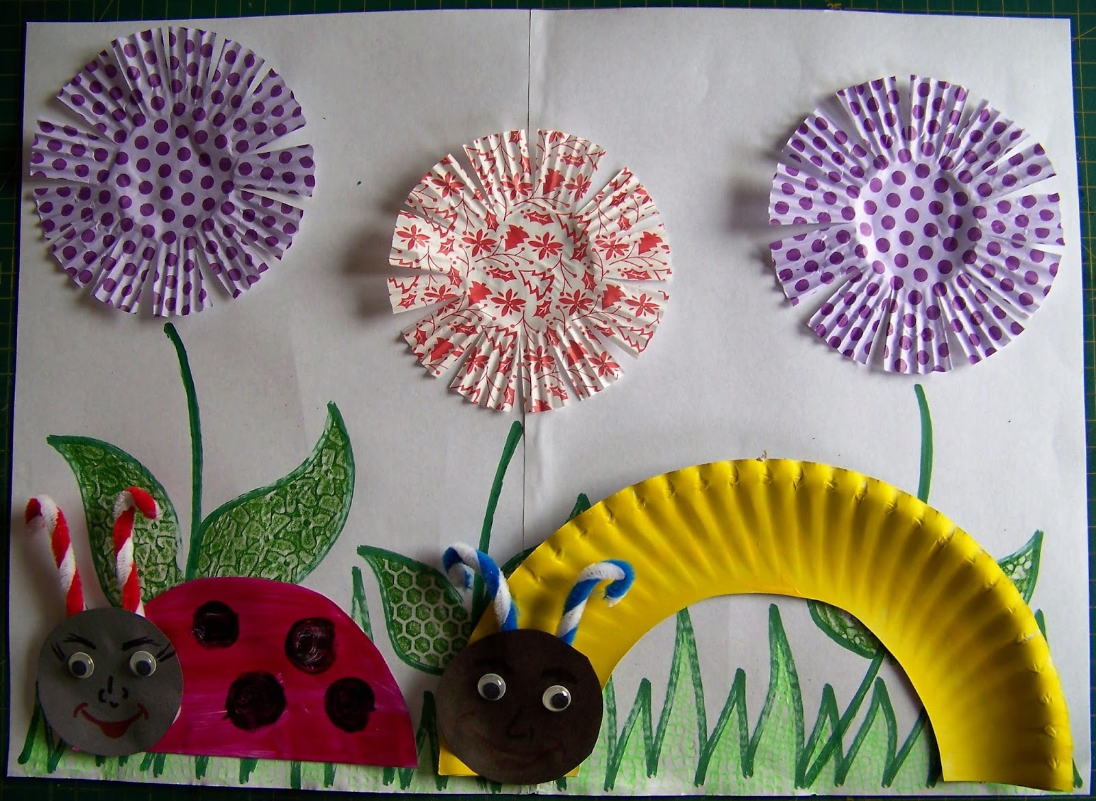 A Pretty Talent Blog: School Holiday Project 16: Making a Garden ...