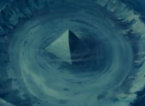 Under Giant Pyramid Mystery of the Bermuda Triangle Image