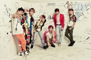 """فرقة BEAST / B2ST اصدرت الالبوم الجديد و فيديو كليب """"Beautiful Night""""!  20120718_b2st_midnightsun_group"""