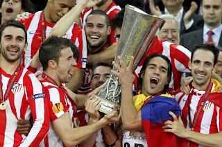 Celebración Europa League