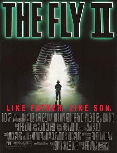 Ver La mosca 2 (The Fly 2) (1989) Online