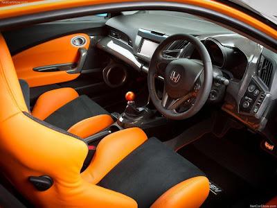 Honda CR-Z Mugen RR Concept 2011