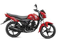 Suzuki Hayate Red