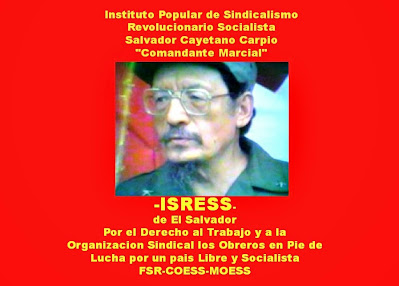 INSTITUTO POPULAR DE SINDICALISMO REVOLUCIONARIO SOCIALISTA ISRESS