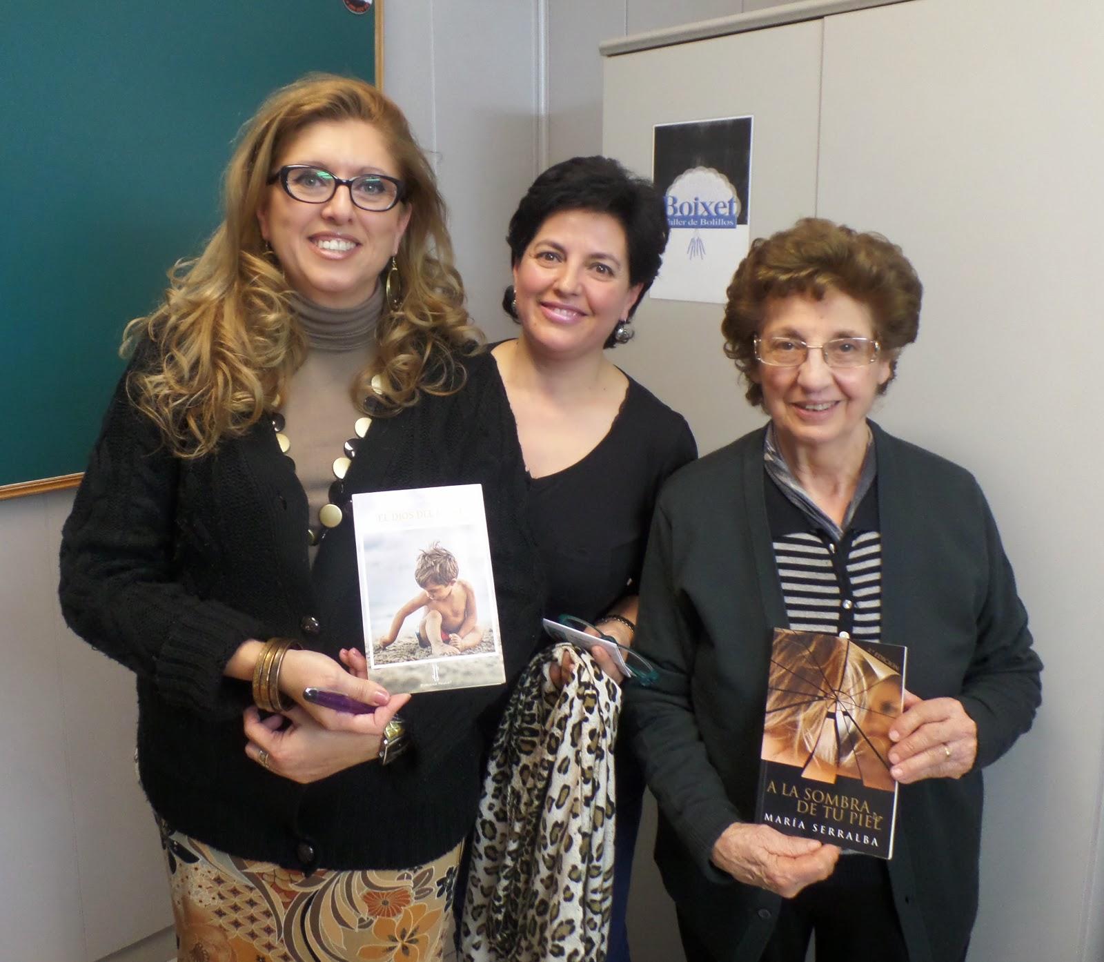 El Blog de María Serralba - Club Lectura Pinoso